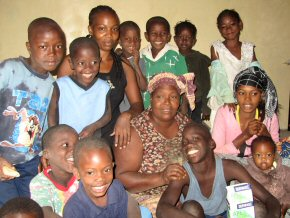 sponsored child and family