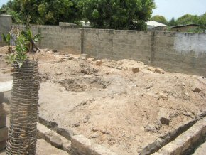 foundations for the second school room