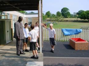 Guided tour of Warnham School - 2