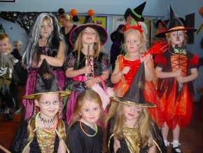St Mary's RC Primary School, Whitehaven - fancy dress Halloween Disco - pic2