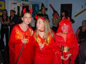 St Mary's RC Primary School, Whitehaven - fancy dress Halloween Disco -pic4