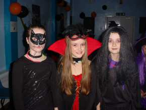 St Mary's RC Primary School, Whitehaven - fancy dress Halloween Disco - pic6