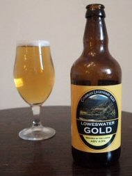 Loweswater Gold bottle