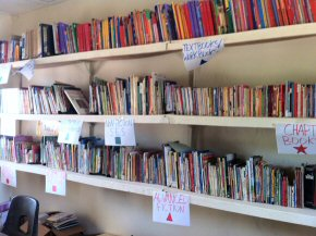 sorted and coded books