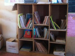 a classroom library